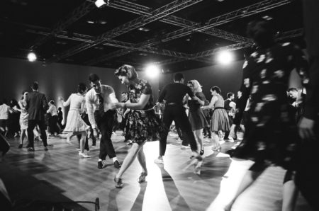 The Many Benefits of Dancing